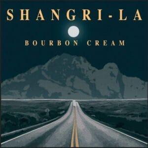 Cd Ep Bourbon Cream du groupe pop rock Shangri-la en vente sur la boutique en ligne corsemusicevents