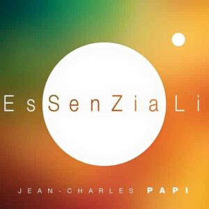 Jean-Charles Papi son cd Essenziali en vente sur la boutique en ligne corsemusicevents
