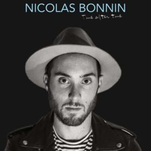 pochette ep Time after Time Nicolas Bonnin en vente sur la boutique en ligne corsemusicevents