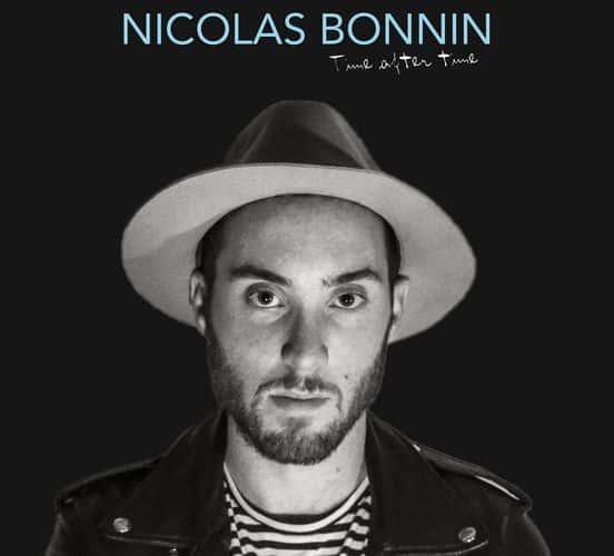pochette ep Time after Time Nicolas Bonnin en vente sur la boutique en ligne corsemusicevents
